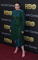 NEW YORK, NY - May 29: Lena Dunham attend the 2018 Lincoln Center American Songbook Gala honoring Richard Plepler and HBO at Alice Tully Hall, Lincoln Center on May 29, 2018 in New York City. <br /> CAP/MPI/JP<br /> &copy;JP/MPI/Capital Pictures