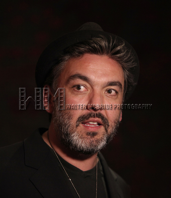 Jez Butterworth.attending the Broadway Opening Night After Party for 'Jerusalem' in New York City.