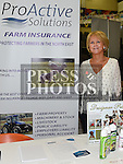 Deirdre Dickson from Pro Active Solutions pictured at the Enterprise day in Ardee parish centre. Photo:Colin Bell/pressphotos.ie
