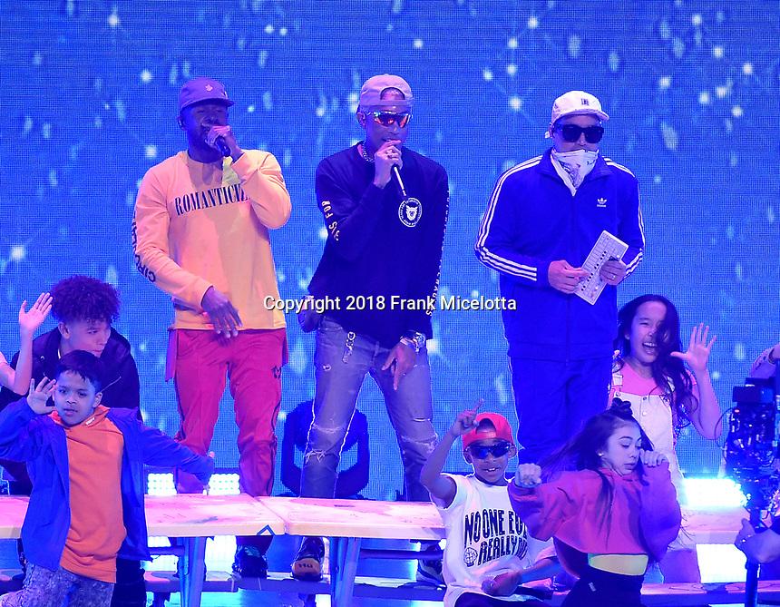 3/24/18 - Los Angeles: 2018 Nickelodeon Kids Choice Awards