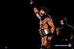 WWE Championship Jinder Mahal and Shinsuke Nakamura square off at the WWE Live In El Paso, Don Haskins Center September 25, 2017
