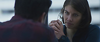 Lauren Cohan in Mile 22 (2018)<br /> *Filmstill - Editorial Use Only*<br /> CAP/RFS<br /> Image supplied by Capital Pictures