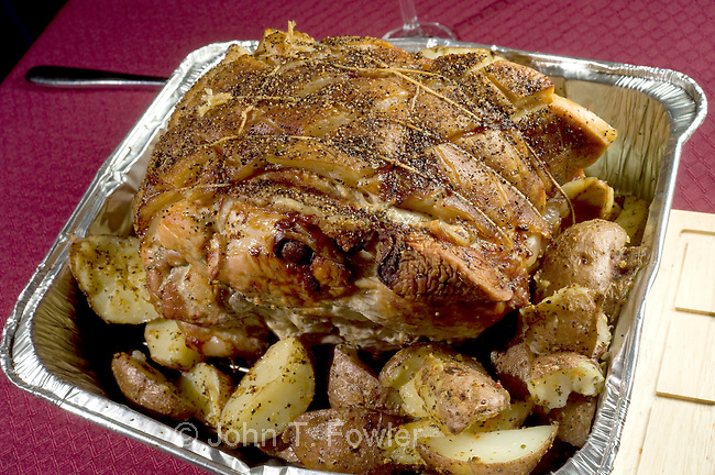 Pork Picnic Shoulder Roast
