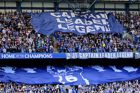 Chelsea fans show their appreciation for John Terry during Chelsea vs Sunderland AFC, Premier League Football at Stamford Bridge on 21st May 2017
