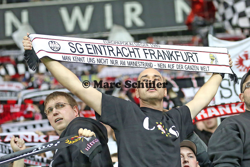 (Eintracht) - Eintracht Frankfurt vs. Macabi Tel Aviv, Europa League 3. Spieltag