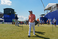 Emiliano Grillo (ARG) heads to 18 during Round 2 of the Zurich Classic of New Orl, TPC Louisiana, Avondale, Louisiana, USA. 4/27/2018.<br /> Picture: Golffile | Ken Murray<br /> <br /> <br /> All photo usage must carry mandatory copyright credit (&copy; Golffile | Ken Murray)