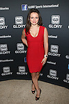 Sasha Cohen Attends GLORY Sports International (GSI) Presents GLORY 12 Kick Boxing World Championship NEW YORK, LIVE on SPIKE TV, from the Theater at Madison Square Garden, NY