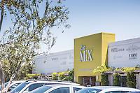 The OC Mix in Costa Mesa California