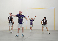 10/09/2015 All Ireland Handball 60x30 Mens Intermediate Doubles Final