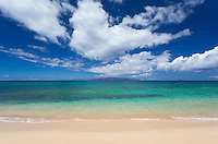 Relaxing day at Big Beach, Makena, Maui.