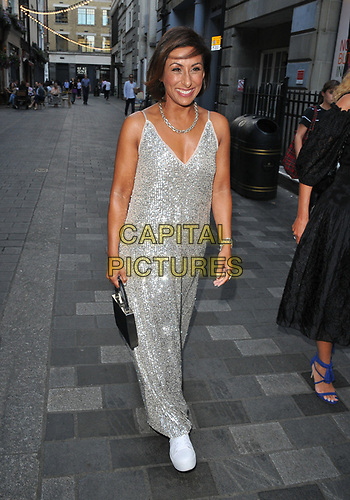 "Saira Khan at the ""The Thunder Girls"" book launch party, The Court, Kingly Street, London, England, UK, on Tuesday 02nd July 2019.<br /> CAP/CAN<br /> ©CAN/Capital Pictures"