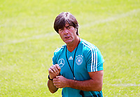 Bundestrainer Joachim Loew (Deutschland Germany) - 26.05.2018: Training der Deutschen Nationalmannschaft zur WM-Vorbereitung in der Sportzone Rungg in Eppan/Südtirol