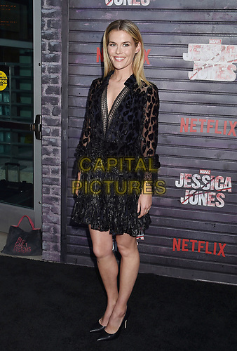 """HOLLYWOOD, CA - MAY 28: Rachel Taylor attends a Special Screening Of Netflix's """"Jessica Jones"""" Season 3 at ArcLight Hollywood on May 28, 2019 in Hollywood, California.<br /> CAP/ROT/TM<br /> ©TM/ROT/Capital Pictures"""