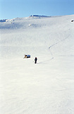 SWEDEN, Swedish Lapland, Bjorkliden Ski Resort, Skying In The Wilderness