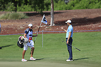 Martin Kaymer (GER) on the 15th during the 2nd round of the DP World Tour Championship, Jumeirah Golf Estates, Dubai, United Arab Emirates. 16/11/2018<br /> Picture: Golffile | Fran Caffrey<br /> <br /> <br /> All photo usage must carry mandatory copyright credit (© Golffile | Fran Caffrey)