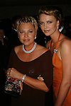 Charlize Theron &amp; Mother<br />2000 Vanity Fair Post Oscar Party<br />Morton's Restaurant<br />Los Angeles, California, USA<br />March 26, 2000<br />Photo by Celebrityvibe.com