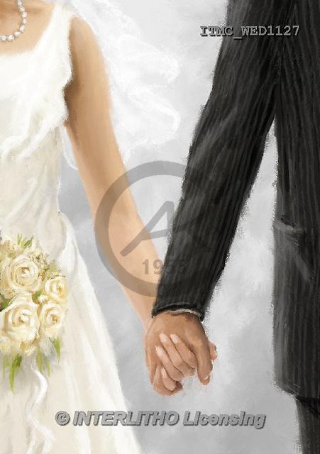 Marcello, WEDDING, HOCHZEIT, BODA, paintings+++++,ITMCWED1127,#W# ,everyday