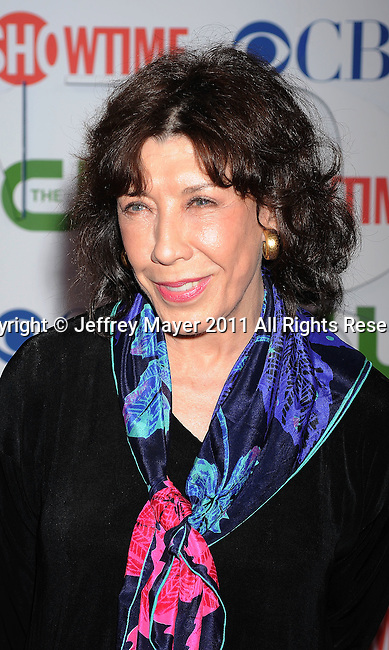 BEVERLY HILLS, CA - AUGUST 03: Lily Tomlin  arrives at the TCA Party for CBS, The CW and Showtime held at The Pagoda on August 3, 2011 in Beverly Hills, California.