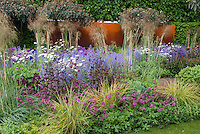 Best Show Garden Designed By Tom Stuart Smith, Daily Telegraph Garden, 2006  Chelsea