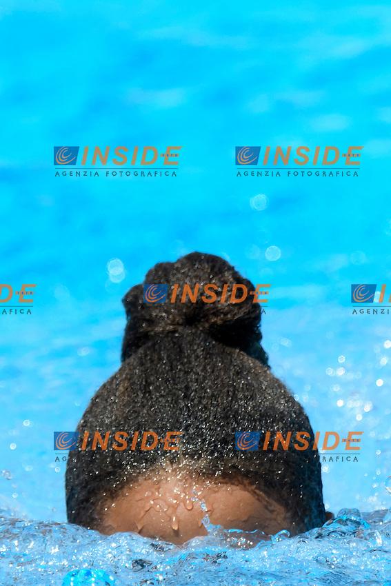 Jennifer Abel Canada <br /> springboard 3m Women <br /> Roma 21-06-2016 Stadio del Nuoto Foro Italico Tuffi Campionati Italiani <br /> Foto Andrea Staccioli Insidefoto