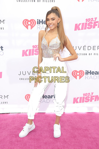 01 June 2019 - Carson, California - Madison Beer.  2019 iHeartRadio Wango Tango held at The Dignity Health Sports Park.    <br /> CAP/ADM/PMA<br /> ©PMA/ADM/Capital Pictures