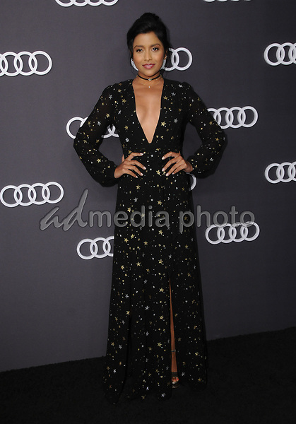 13 September  2017 - Hollywood, California - Tiya Sircar. Audi Celebrates the 69th Emmys held at The Highlight Room in Hollywood. Photo Credit: Birdie Thompson/AdMedia