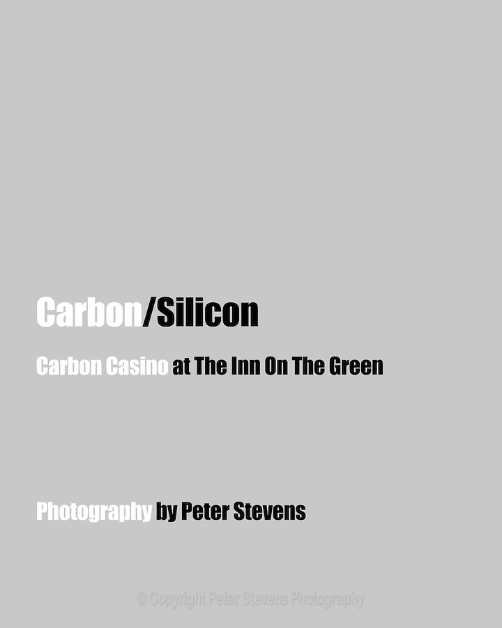 Carbon Casino Photographic Book Online