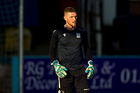30th November 2019; Dens Park, Dundee, Scotland; Scottish Championship Football, Dundee Football Club versus Queen of the South; Jack Hamilton of Dundee during the warm up before the match  - Editorial Use