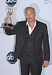 """KEVIN COSTNER - 64TH PRIME TIME EMMY AWARDS.Nokia Theatre Live, Los Angelees_23/09/2012.Mandatory Credit Photo: ©Dias/NEWSPIX INTERNATIONAL..**ALL FEES PAYABLE TO: """"NEWSPIX INTERNATIONAL""""**..IMMEDIATE CONFIRMATION OF USAGE REQUIRED:.Newspix International, 31 Chinnery Hill, Bishop's Stortford, ENGLAND CM23 3PS.Tel:+441279 324672  ; Fax: +441279656877.Mobile:  07775681153.e-mail: info@newspixinternational.co.uk"""