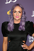 "30 July 2019 - West Hollywood, California - Brittany Riddle. ""Sherman's Showcase"" Premiere Party held at Peppermint Club. Photo Credit: FSadou/AdMedia"