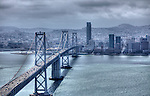 Bay Bridge, San Francisco, California, United States of America