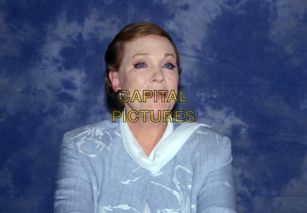JULIE ANDREWS.headshot, portrait.www.capitalpictures.com.sales@capitalpictures.com.© Capital Pictures.