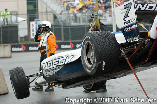 Steelback Grand Prix of Toronto and Champ Car Atlantic, 2007
