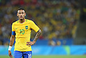 Neymar (BRA), <br /> AUGUST 20, 2016 - Football / Soccer : <br /> Men's Final <br /> between Brazil - Germany <br /> at Maracana <br /> during the Rio 2016 Olympic Games in Rio de Janeiro, Brazil. <br /> (Photo by YUTAKA/AFLO SPORT)