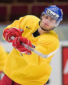 070102 - 2007 WJC - Team Slovakia practice