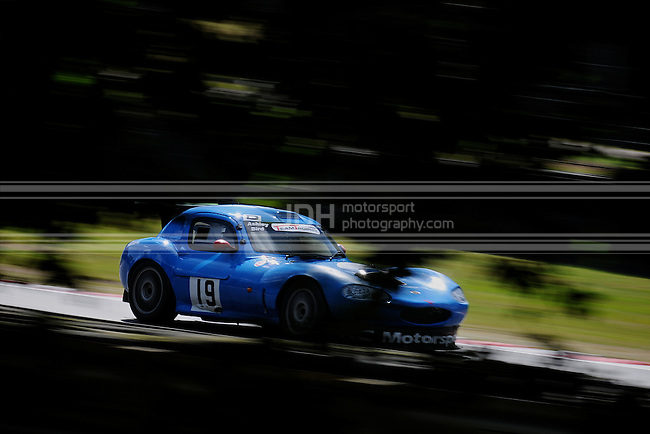 Ashley Bird/Edward Platt - HG Motorsport Ginetta G20 Coupe