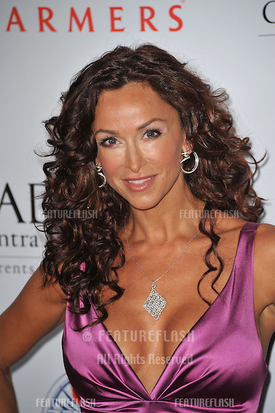 """CSI: Miami"" star Sofia Milos at the 8th Annual Padres Contra El Cancer Gala at the Grand Ballroom at Hollywood & Highland Centre, Hollywood..October 7, 2008  Los Angeles, CA.Picture: Paul Smith / Featureflash"