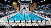 venue, panoramic swimming pool<br /> FINA Airweave Swimming World Cup 2015<br /> Dubai U.A.E  2015  Nov.6 th - 7th3 rd<br /> Day1 - Nov. 6 th finals<br /> Photo G. Scala/Deepbluemedia/Insidefoto
