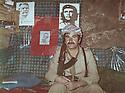 Iraq 1979 <br /> In the headquarters of Komala, Mullazem Omar Abdallah   <br /> Irak 1979 <br /> Au quartier general du Komala, Mullazem Omar Abdallah