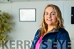 Teagasc research student, Aoife Forde