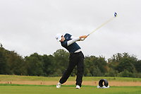 Ben Robinson (ENG) on the 11th tee during Round 2 of the Bridgestone Challenge 2017 at the Luton Hoo Hotel Golf &amp; Spa, Luton, Bedfordshire, England. 08/09/2017<br /> Picture: Golffile | Thos Caffrey<br /> <br /> <br /> All photo usage must carry mandatory copyright credit     (&copy; Golffile | Thos Caffrey)