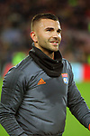 UEFA Champions League 2018/2019.<br /> Round of 16 2nd leg.<br /> FC Barcelona vs Olympique Lyonnais: 5-1.<br /> Anthony Lopes.