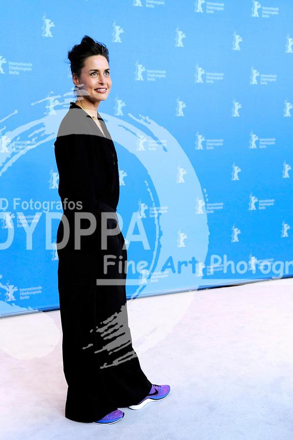 Susanne Wolff beim Photocall zu 'Rückkehr nach Montauk / Return To Montauk' auf der Berlinale 2017 / 67. Internationale Filmfestspiele Berlin im Grand Hyatt Hotel. Berlin, 15.02.2017