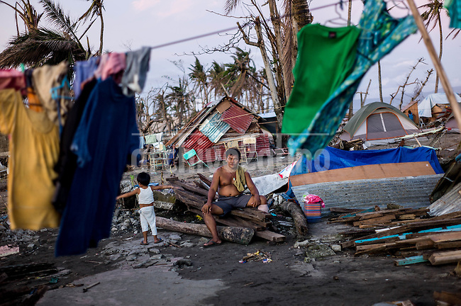 Ormoc Islands in the Philippines  one of the spots that suffered major damage from Typhoon Haiyan or Yolanda.