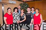 Dancing<br /> ---------<br /> Enjoying the Kilflynn Dancing social night at the Ballyroe Hts hotel last Friday night last were,L-R Kay Long,Teresa Lehane,Michael Long,Mary McCarthy,Kathleen McMullen,Bridie sheehy and Kitty Morrissey.
