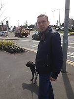 Pictured: Jason Shaun Farrell<br /> Re: Jason Shaun Farrell, 49, has been charged with the murder of Sammy-Lee Lodwig, 22, in Carlton Terrace, Swansea, Wales, UK.<br /> Farrell is remanded in custody and will appear at Swansea Magistrates' Court.<br /> Miss Lodwig's family have been updated and continue to be supported by family liaison officers.