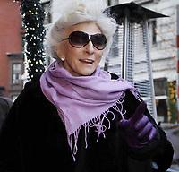 Judy Collins, 2010, Photo By John Barrett/PHOTOlink