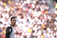 Cristiano Ronaldo of Juventus reacts <br /> Torino 28/09/2019 Allianz Stadium <br /> Football Serie A 2019/2020 <br /> Juventus FC - SPAL <br /> Photo OnePlusNine / Insidefoto