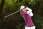Golfer Parinda Phokan of Thailand during the 2017 Hong Kong Ladies Open on June 10, 2017 in Hong Kong, China. Photo by Marcio Rodrigo Machado / Power Sport Images