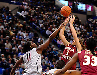 Florida State Women's Basketball vs. UCONN.